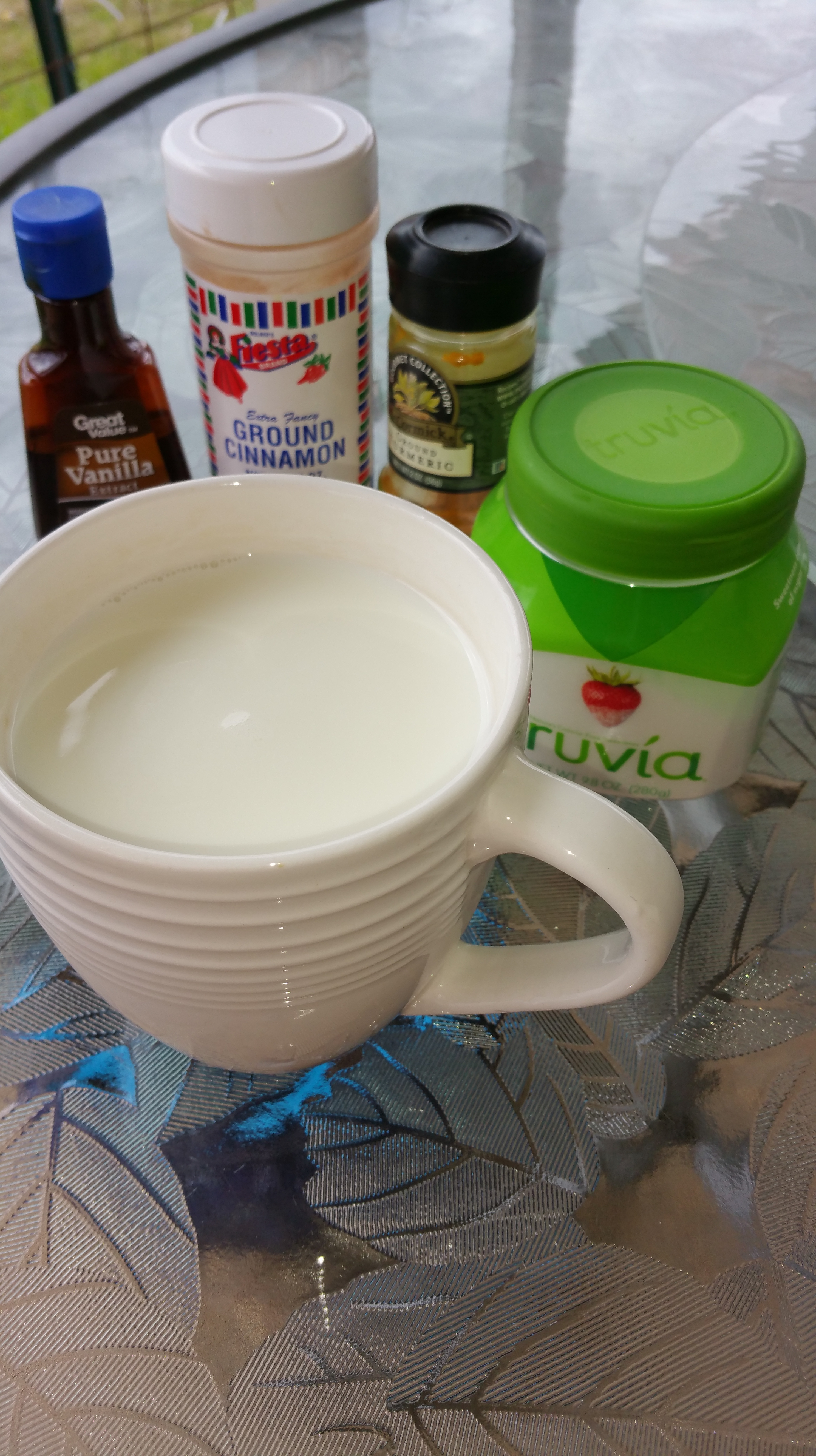 Arthritis Drink Milk