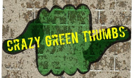 Crazy Green Thumbs